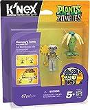 K'NEX Plants vs. Zombies - Mummy's Tomb Building Set by K'Nex