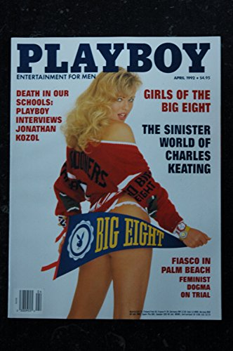 3f0a0c959492 PLAYBOY US 1992 04 GIRLS OF THE BIG EIGHT FIASCO IN PALM BEACH Cady  Cantrell Wendy