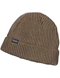 Patagonia 29105ASHTALL - Fishermans rolled beanie   color: ash tan   talla: all