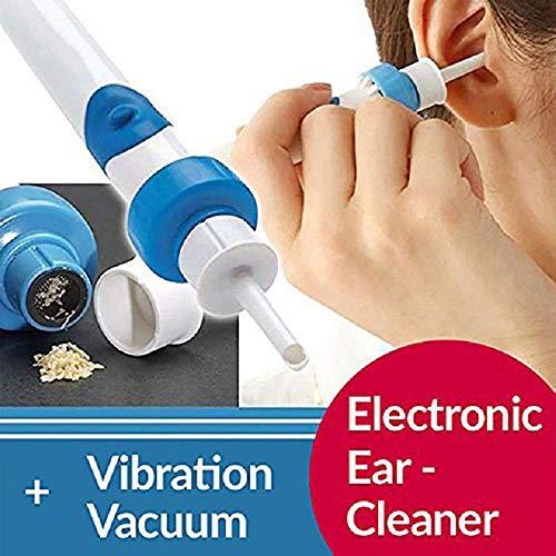 Aspirador eléctrico seguridad sin cable limpiar orejas
