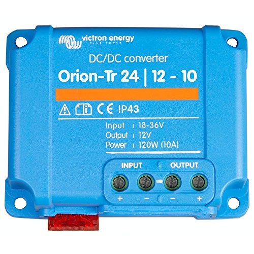 Victron Energy Orion-Tr 24/12-10 DC/DC-Wandler - 120W