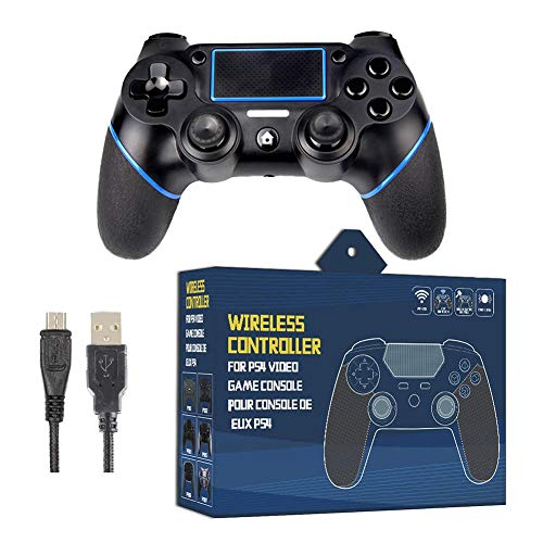 Là Vestmon Gamepad PS4 Bluetooth Wireless Game Controller Gamepad Android Windows