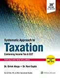 #6: Systematic Approach to Taxation: Containing Income Tax and GST