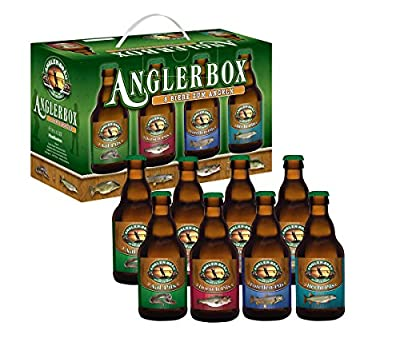 Angler Box Bier im 8er Geschenkkarton (8 x 0.33 l)