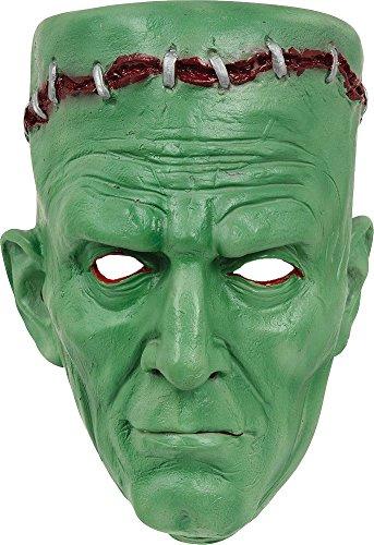 Horror Gruselig Kostüm Party Zubehör Frankenstein Maske ()