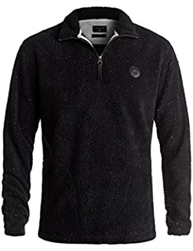 Quiksilver Dots Wood - Polar Fleece Sweatshirt - Hombre