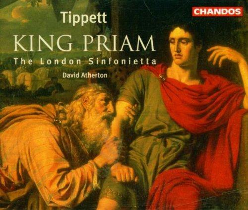 King Priam, Opéra
