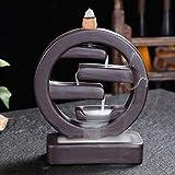 Best Incense Burners - Incense Burner, Backflow Incense Holder Ceramic Incense Cones Review
