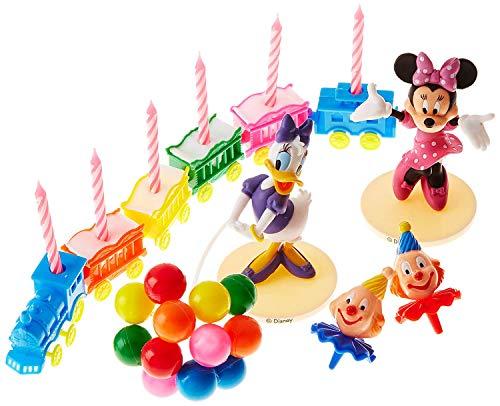 Les Colis Noirs LCN - Kit PVC Minnie et Daisy Disney - Decoration gâteau Anniversaire - 099