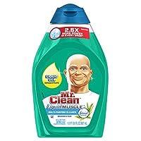Mr. Clean M.Net Liquid Muscle Gel Cleaner, 30 fl. oz., Febreze Scent
