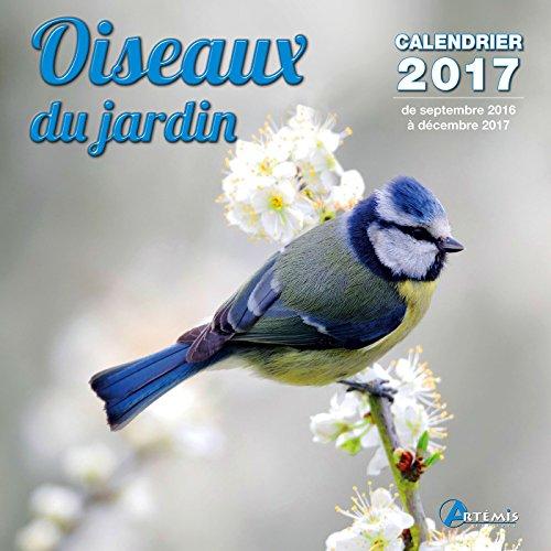 Calendrier oiseaux du jardin