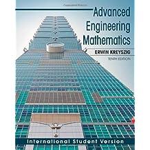 Advanced Engineering Mathematics by Erwin Kreyszig (2011-05-03)