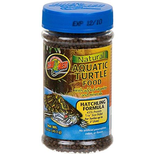 Zoomed Food Natural Aquatic Turtle Micro Pellet - 45,30 g