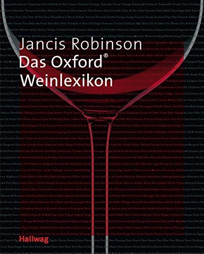 Das Oxford Weinlexikon . Lexikon