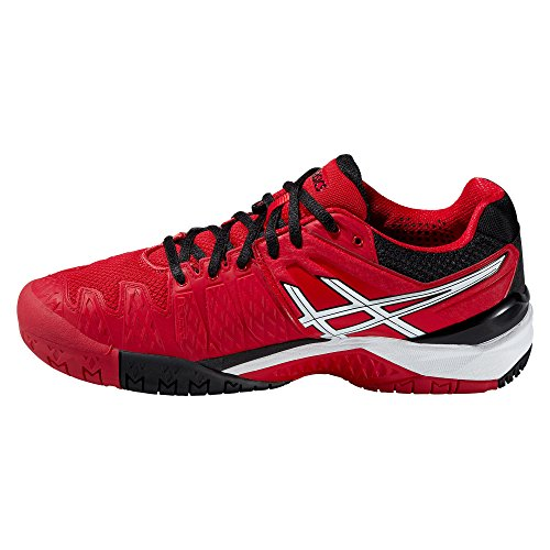 Asics gel-resolution wide (6) Rouge - Rouge