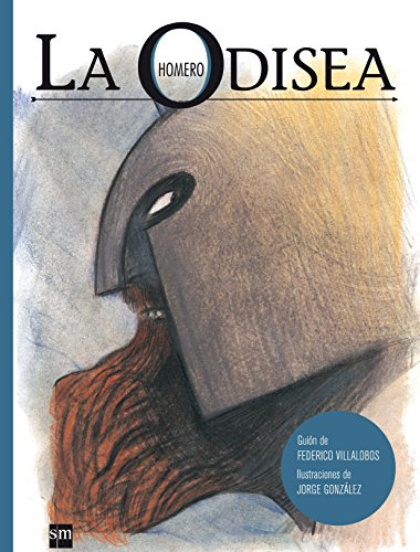 La Odisea (Clasicos en cómic) por Homero