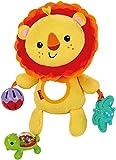 Mattel Fisher-Price CGN89 - Babyspielzeug - kleiner Spiel-Löwe