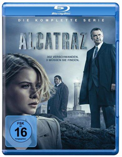 Alcatraz - Die komplette Serie [Blu-ray] (Alcatraz-serie)