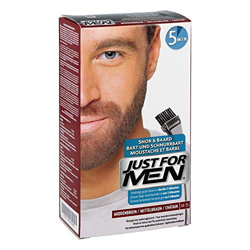 Just For Men - Tinte de barba y bigote para hombre