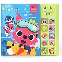 PINKFONG Children's Baby Shark Sound Book