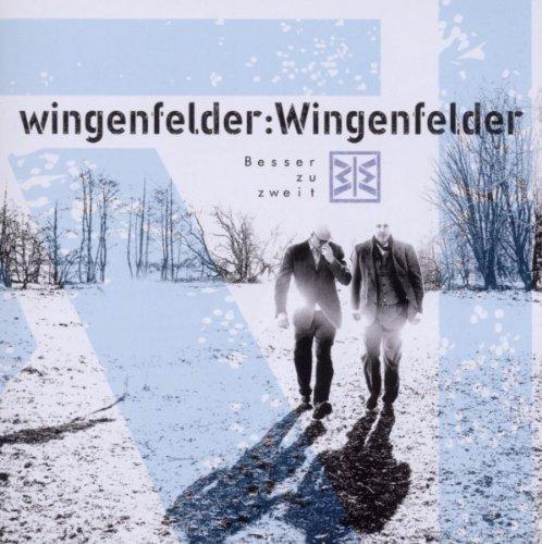 Wingenfelder:Wingenfelder: Besser zu Zweit (Audio CD)