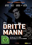 DVD Cover 'Der dritte Mann (Digital Remastered, 2 Discs) [Special Edition]