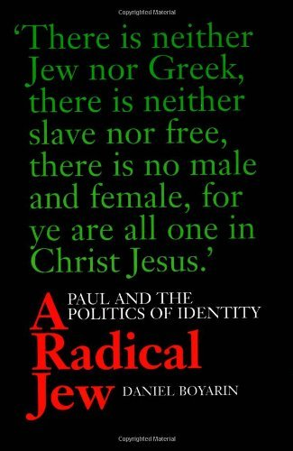 A Radical Jew: Paul and the Politics of Identity (Contraversions: Critical Studies in Jewish Literature, Culture, and Society Book 1) (English Edition)