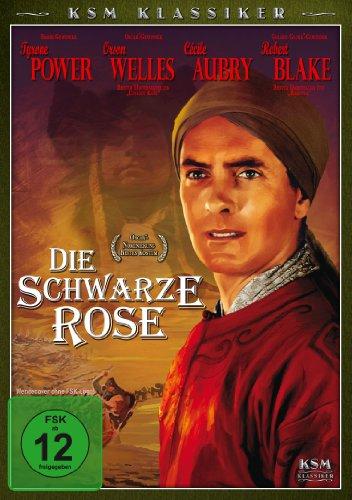 Bild von Die schwarze Rose - The Black Rose (KSM Klassiker)