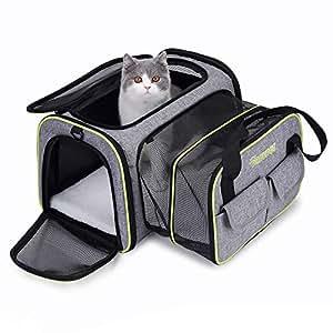 dadypet sac de transport extensible pour chat chien et. Black Bedroom Furniture Sets. Home Design Ideas