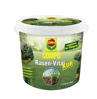 Compo 1390602004 Rasen-Vitalkur, 4,5 kg für 150 m² von Compo auf Du und dein Garten