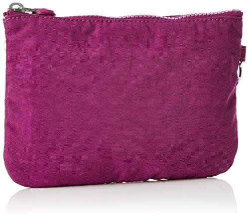 Kipling - Ness, Portafogli Donna Rosa (Urban Pink C)