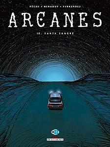 """Afficher """"Arcanes n° 10 Santa Sangre"""""""