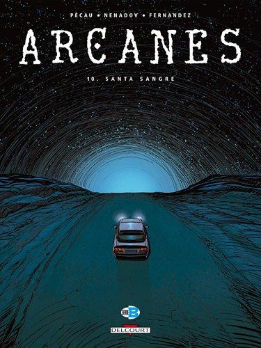 Arcanes T10: Santa Sangre