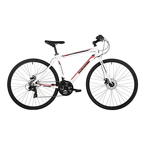 514ify8l 4L. SS500  - Barracuda Hydrus Men's Hybrid Bike White