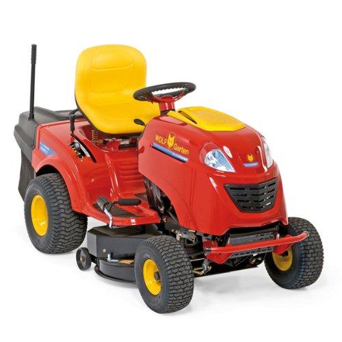 Wolf-Garten BluePower 105.200H Riding Lawn Mower 11600W–Lawn Mowers (Riding Lawn Mower, 105cm, 3cm, 9.5cm, 240l, 4Wheel (S))