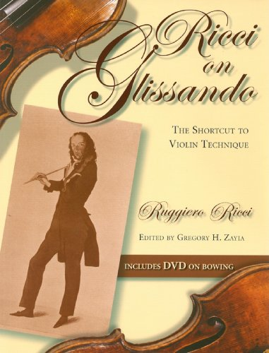 Ricci on Glissando: The Shortcut to Violin Technique
