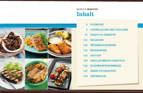 Weber's Seafood: Die besten Grillrezepte (GU Weber's Grillen) - 3