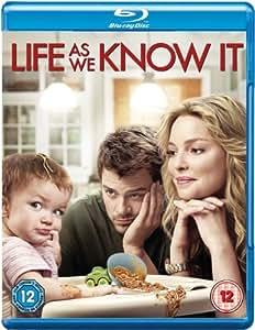 Life As We Know It [Blu-ray] [2010] [Region Free]