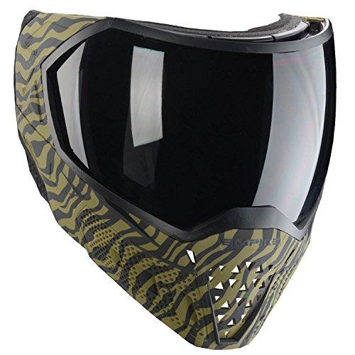 Empire EVS Paintball Maske Goggle Vision System Olive Tiger Stripe, limited Edition
