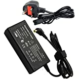 Fujitsu Siemens Amilo Li 2727 Pi2515 Compatible Laptop Power Supply Charger Adapter AC Adaptor 12 Month Warranty (WITH POWER CORD PSU