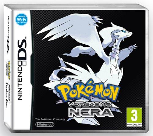 Pokémon Versione Nera usato  Spedito ovunque in Italia