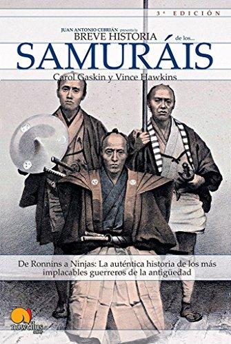Breve Historia De Los Samurais por Carol Gaskin