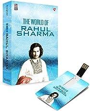 Music Card: The World of Rahul Sharma - 320 Kbps Mp3 Audio (4 GB)