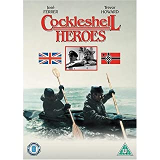 The Cockleshell Heroes [Region 2] by Trevor Howard