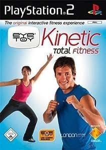 EyeToy Kinetic Total Fitness