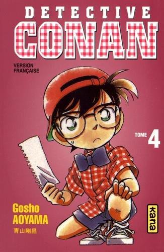 Détective Conan, tome 4