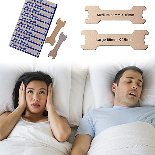 NOTE 50pcs/pack Anti Snore Easier Breathe Strips Right Better Nasal Strips Right Way To Stop Snoring Better Breathe