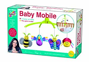 Galt Toys Dr Miriam Baby Mobile