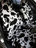 Best Car Seat Covers - Nissan X-Trail car seat covers - cow faux Review