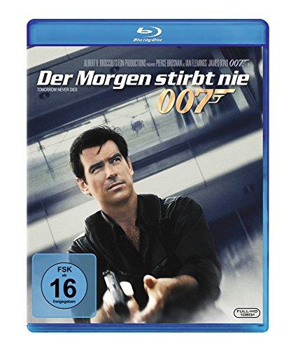 James Bond - Der Morgen stirbt nie [Blu-ray] -